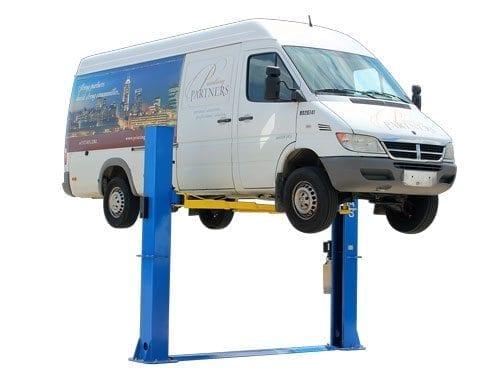 Commercial Grade Baseplate Lift  BP10000