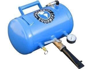 portable bead blaster machine