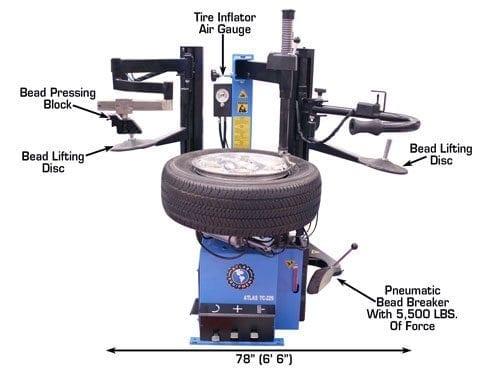 atlas tire machine reviews