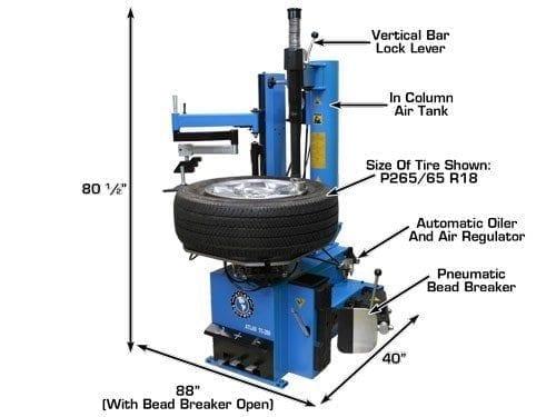 atlas tire machine