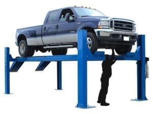 Garage Pro Open Front Alignment Lift  14KOF-EXT