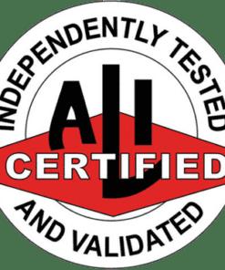 ALI Certified
