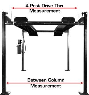 3911 - Lift Terminology: Drive-Thru Measurement