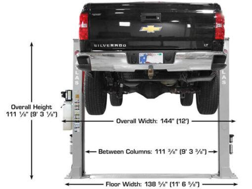 atlas platinum lift height
