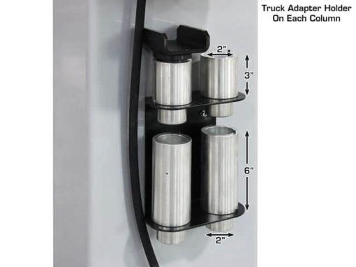 truck adapter holder