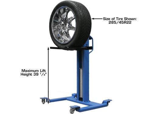 wheel lift height