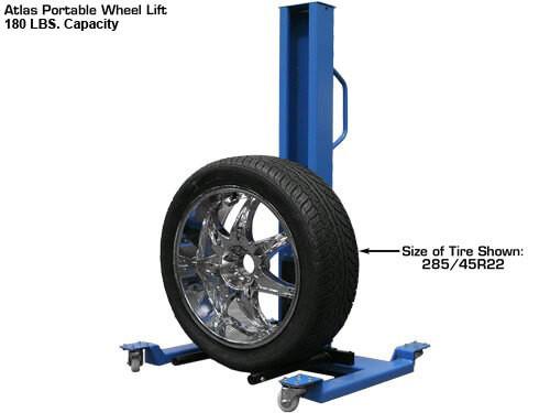 wheel lift capacity