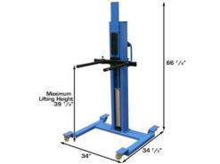 portable wheel lift