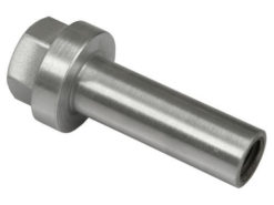 extension nut for wheel balancer