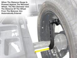 distance gauge