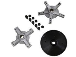 wheel balancer universal adapter kit