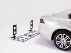adas rear targets