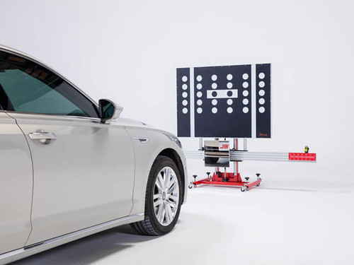 adas calibration setup