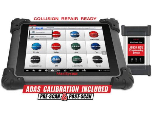 adas calibration tablet