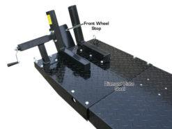 wheel stop