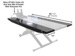 ramp dimensions