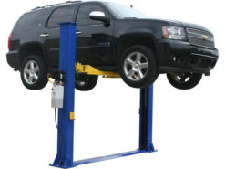 2 post lift for suv