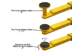 truck adapter kits