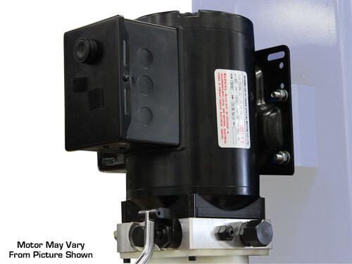 2 post lift motor