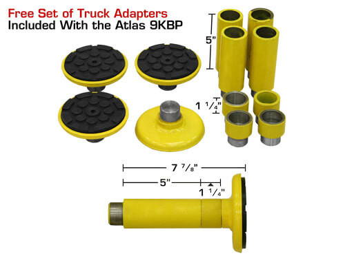 free truck adapters