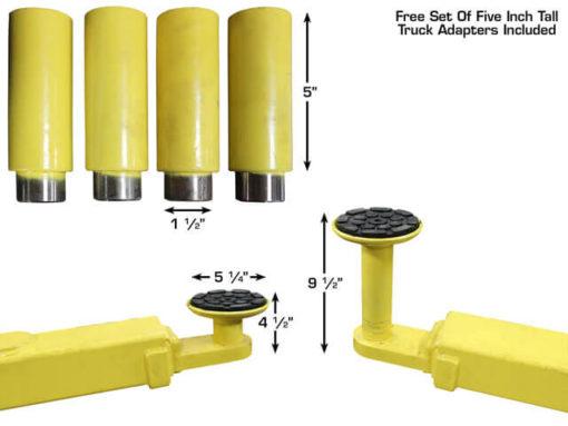 lift truck adapters