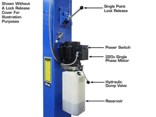 220 single phase motor