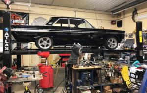 GTO 4 post lift