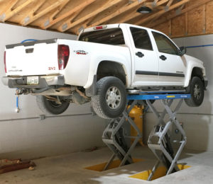 Truck Scissor Lift